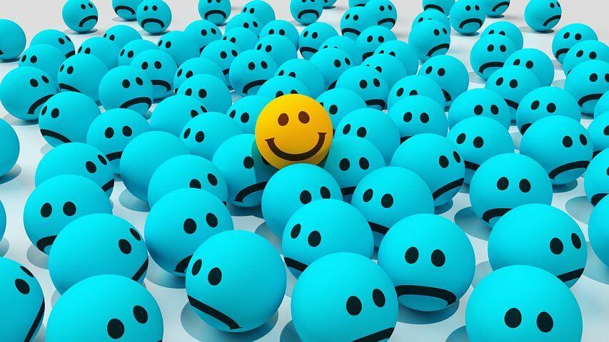 Tristezza: un'emozione positiva