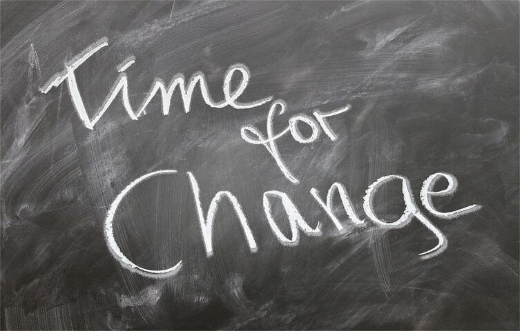 L'arte del cambiamento