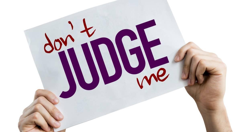 Smettere di giudicare (si): la diagnosi prima della cura