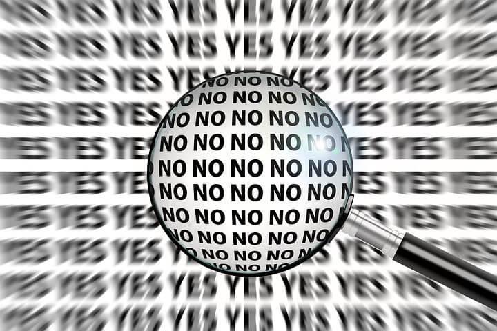Perché non riesco a dire NO?